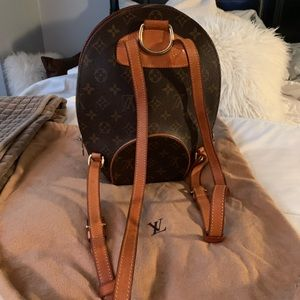 Authentic LV Monogram Backpack (Classic)